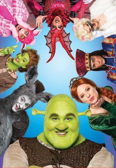 SHREK - A MUSICAL